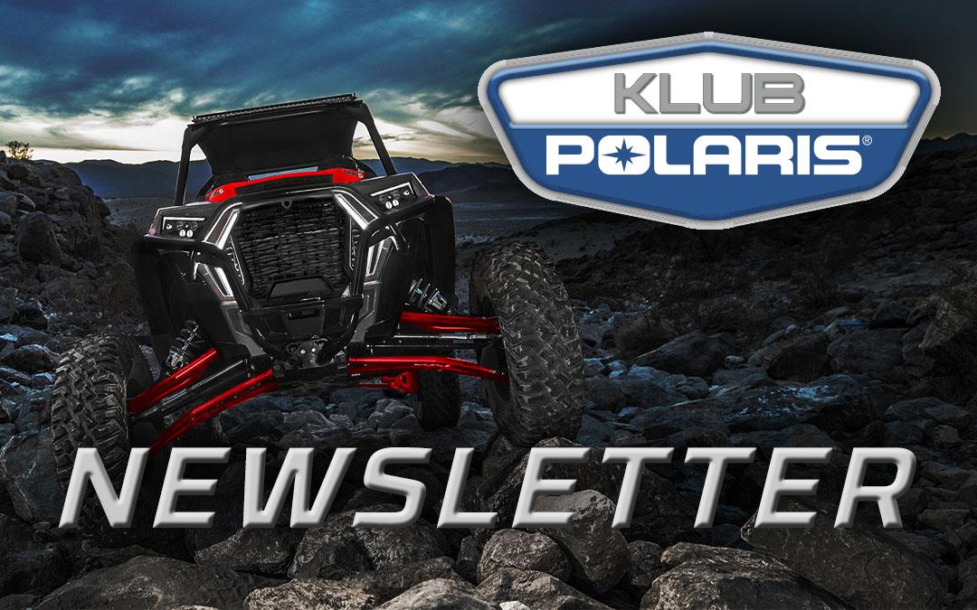 Newsletter Polaris Klub – Luty
