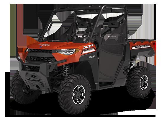 Ranger XP 1000 Orange Rust ABS