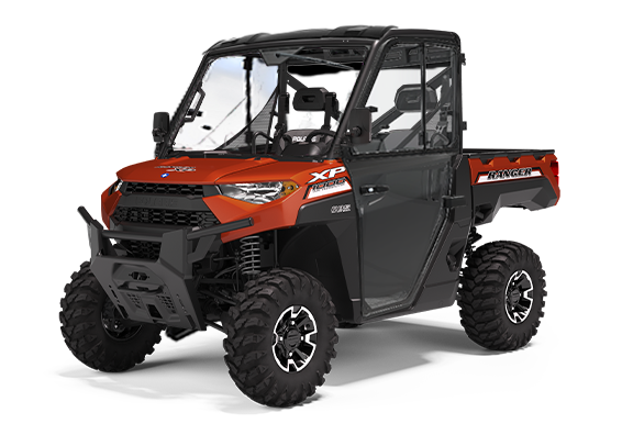 Ranger XP 1000 Orange Rust ABS LE