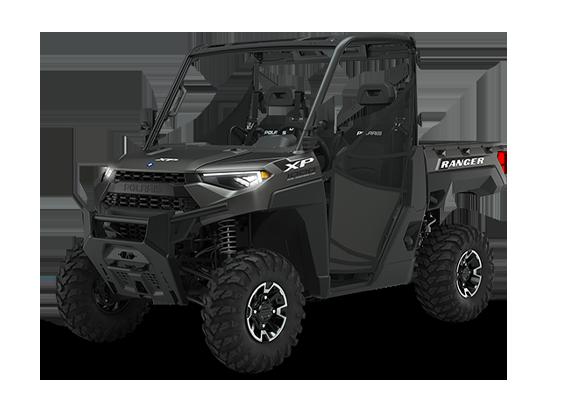 Ranger XP 1000 Matte Titanium